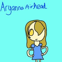 SugarVill- Aryanna Airhead  by DreamNotePrincess