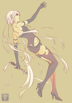 A2 by whispwill