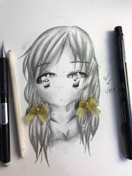 Another random drawing :D by Emily9915
