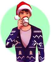 BH6: Happy Holidays by Tuffuny