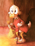 Our old Scroogey by Rynxo