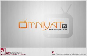 Omniyat TV Logo by ebnyousry