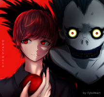 Death Note by CyboHeart