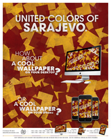 Colors Of Sarajevo Wallpaper by insight04