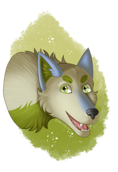 Oliver headshot by CrystalFossil