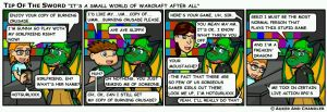 Its A Small World of Warcraft by tipofthesword