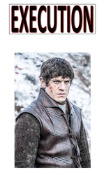 Execution: Ramsay Bolton by Mdwyer5