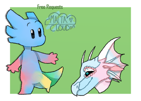 Random Free Requests by Patrick-Clouds