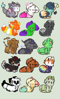 Collab Adopts OPEN by bubble-catt