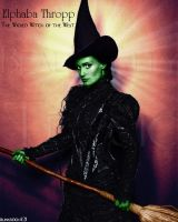 Elphaba: Witch of the West by blinkrock421