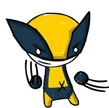 :wolvie: by -d4rk-h4l0-