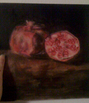 Pomegranate (WIP) by maausi
