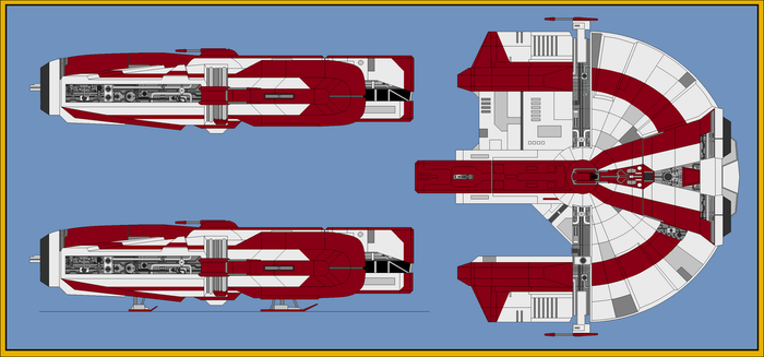 Dynamic Class Freighter by wingzero-01-custom