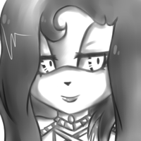 Scarlet Sketch Icon by RidiculousRickolous