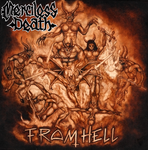 MERCILESS DEATH FROM HELL by LuciforusArt