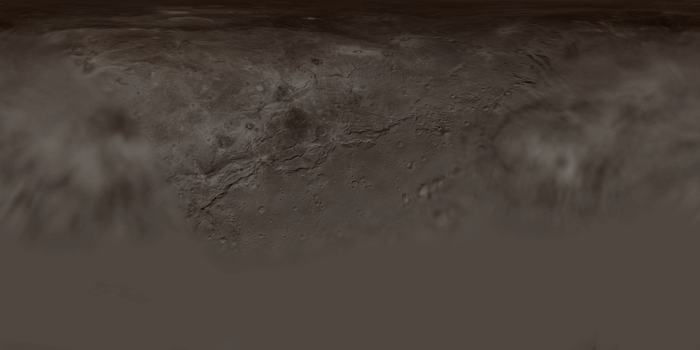 Charon Map (2015 Nov 07) by Snowfall-The-Cat