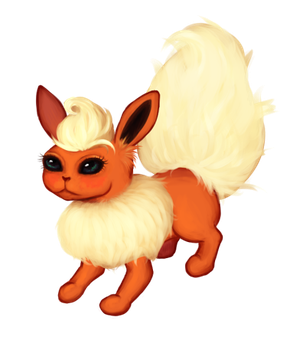 Flareon by coldgoldsaw