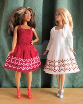1:6th scale Summer dress and jacket by buttercupminiatures