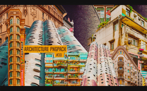 Architecture Pngpack #40 by LilithDemoness