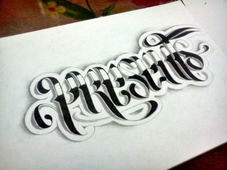 Typography :3 by aivvia
