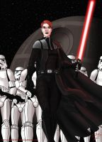 Sith Lord by SteveNoble197