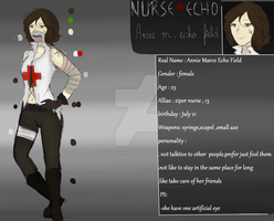Nurse echo Ref. by Dreammer-Bey