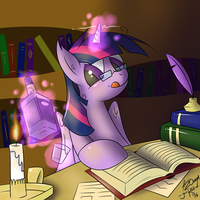 After Study Drink by JoRoBro