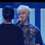 [GIF] Suho and Luhan Growl Live by HasnaSone