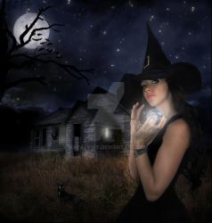 Witch's hour by Nataly1st