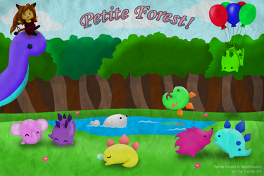 Contest Entry - Petite Forest Party by Candy-Ice