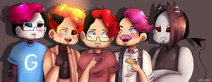 YT/Too Many Ipliers by SepticMelon