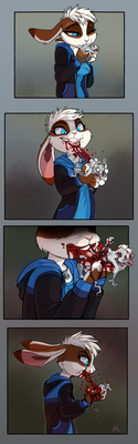 Corrupted (Gore! Hard Vore!) by Skeleion