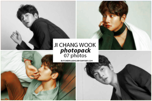Ji Chang Wook - photopack #02 by butcherplains