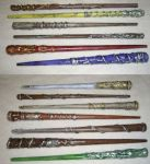 Harry Potter Wand Tutorial by Dragonomine