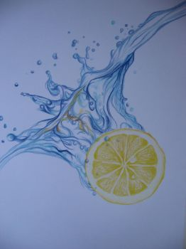 - Lemon.Splash - by LovingDali