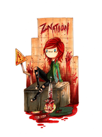 Zombie Killer by owopyre