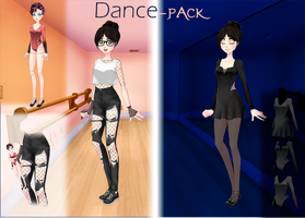 Dance-pack by EMoralsG24