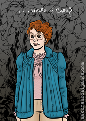 Stranger Things: Barb by I-heart-Link
