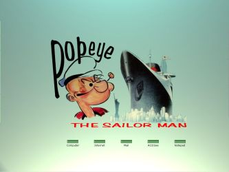 Popeye the Sailor Man by popeye