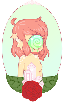 I didn't reuse those crystals I made earlier by mzza-art