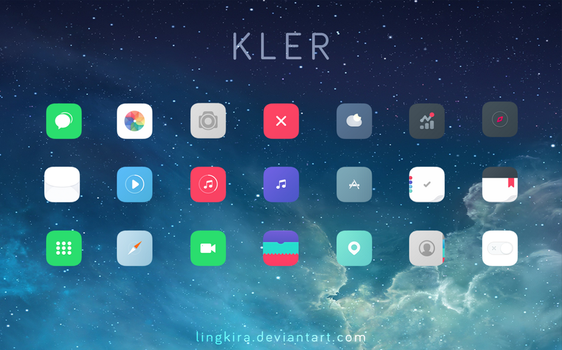 Kler icon (preview) by lingkira