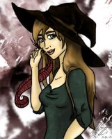 Witch by bookxworm89
