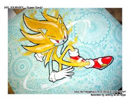 Super Sonic, Who I am now by goldhedgehog