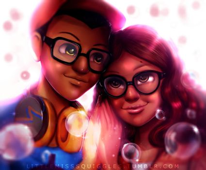 MTOLACN~Our Love Is Canon (DJWIFI) by LittleMissSquiggles
