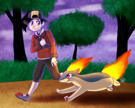 heartgold by thepipefox