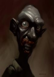 Undead by PReilly