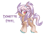 Donette Steel by Wicklesmack