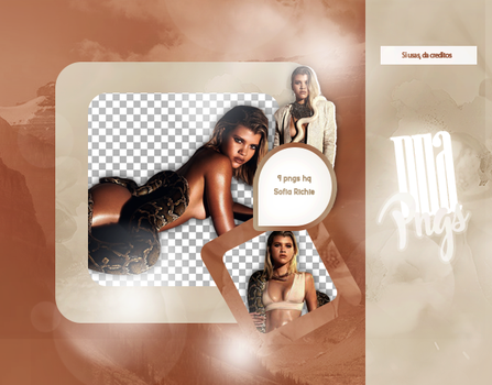 PACK PNG 912 // SOFIA RICHIE by DUA-PNGS