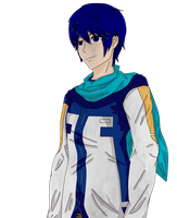 Kaito: FE Portrait by jag2583