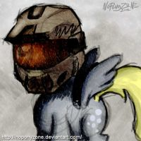 Request: Halo: Derp by NoPonyZone